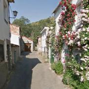 Calle principal de Los Loros