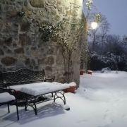 Calle en invierno